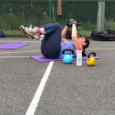 Smurf-Fit Kettlebells High Wycombe
